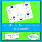 Introduction to Trigonometry in Geometry