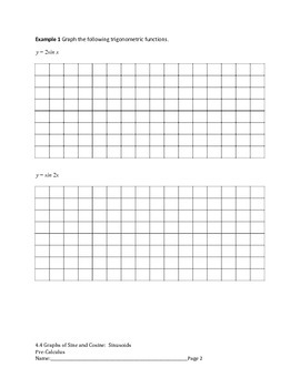 Introduction to Trigonometry Complete Bundled Unit