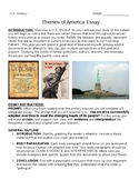 Introduction to U.S. History Primary Source Essay