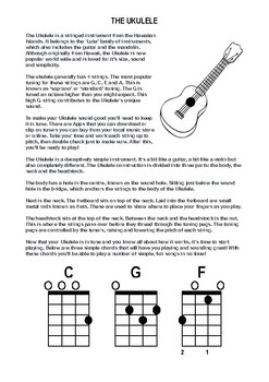 Introduction to Ukulele