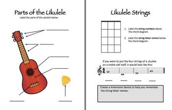 Introduction to Ukulele Workbook