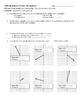 Introduction to Vectors Worksheet