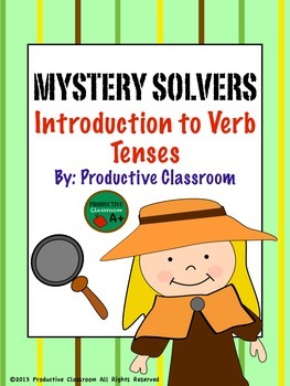 Verb Tenses Introduction: Past, Present, and Future