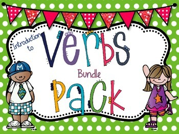 Introduction to Verbs Bundle Pack