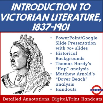 Introduction to Victorian Literature, 1837-1901