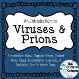 Introduction to Viruses & Prions - Structure, Life Cycle,
