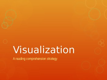 Introduction to Visualizing