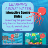 Introduction to Water Interactive Google Slides