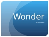Introduction to Wonder and Author RJ Palacio PowerPoint