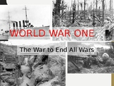 Introduction to World War 1 (M.A.I.N causes)