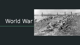 Introduction to World War I