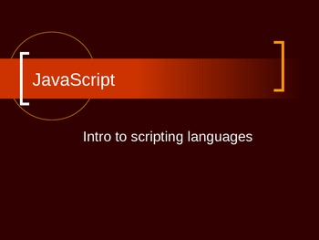 Introduction to basic JavaScript