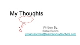 Introduction to changing your thoughts / My Thoughts