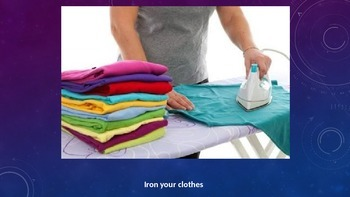 Introduction to chores and household items (Los quehaceres)