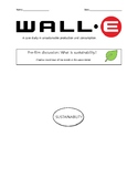 Introduction to design thinking through Wall-E