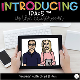 Introduction to iPads: Professional Development Series for iPads