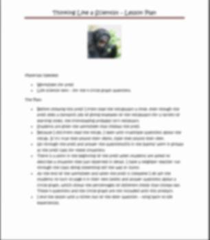Introduction to life science Prezi - grades 5-9