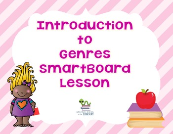 Introduction to Genres SmartBoard Lesson