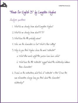 Introduction to poetry lessons: understand vocab, practice analysis