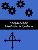 Introduction to quadratics