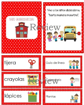 Introduction to school routines/subjects of study – August/September