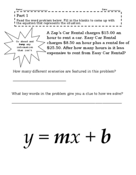 Introduction to systems of equations