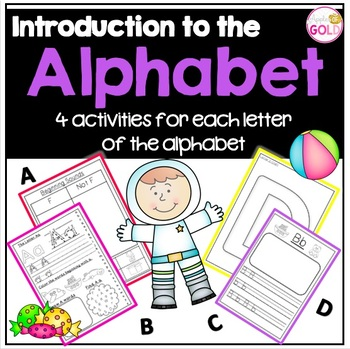 Introduction to the Alphabet Pack
