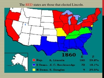 Introduction to the American Civil War PowerPoint