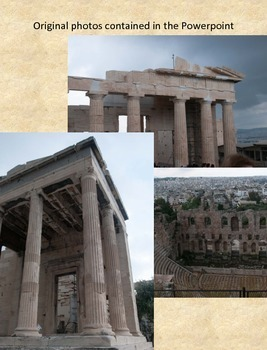Introduction to the Athenian Acropolis