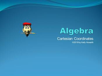Introduction to the Cartesian Coordinate System