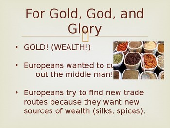 Introduction to the Columbian Exchange