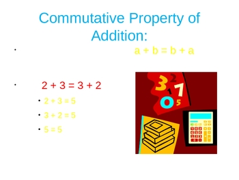 Introduction to the Commutative Property - Middle Grades Math
