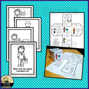 Meet the Counselor or Social Worker Bundle