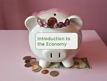 Introduction to the Economy