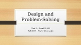 Introduction to the Engineering Design Process and Problem