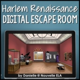 Introduction to the Harlem Renaissance Escape Room (digita