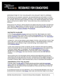 Introduction to the Holocaust (Holocaust Encyclopedia)