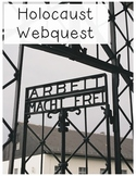 Introduction to the Holocaust Webquest