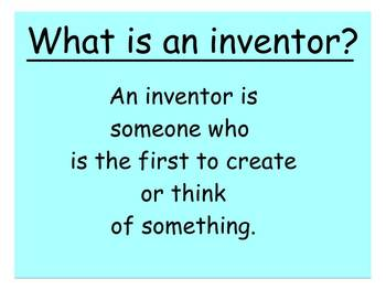Introduction to the Inventor Research Project
