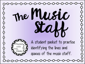 Introduction to the Music Staff