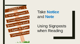 Introduction to the Notice & Note Signposts