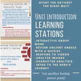 Introduction to the Odyssey Learning Stations Activity