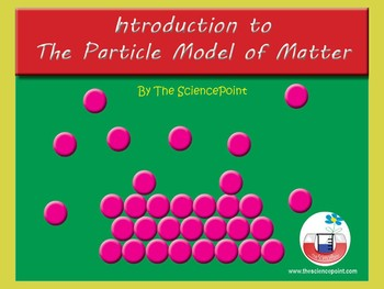 Introduction to the Particle Model of Matter