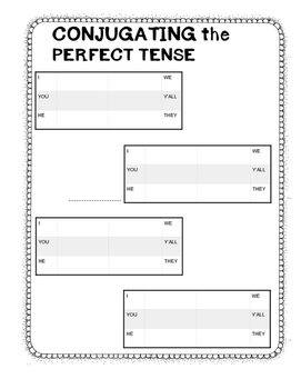 Introduction to the Perfect Tense in Latin