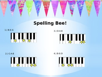 Introduction to the Piano Keyboard for the Music Classroom