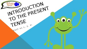 Introduction to the Present Tense! (Presentation with Q&A)