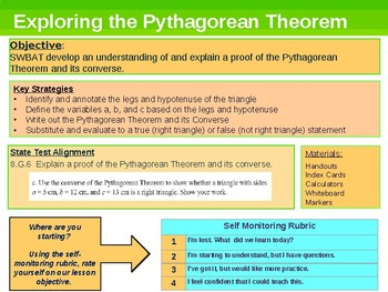 Introduction to the Pythagorean Theorem