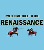 Introduction to the Renaissance: Lesson Plan