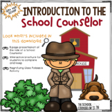 Introduction to the School Counselor Detective [Male Version]