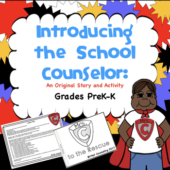 Meet the School Counselor